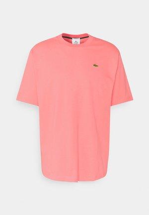 UNISEX - T-shirt - bas - amaryllis