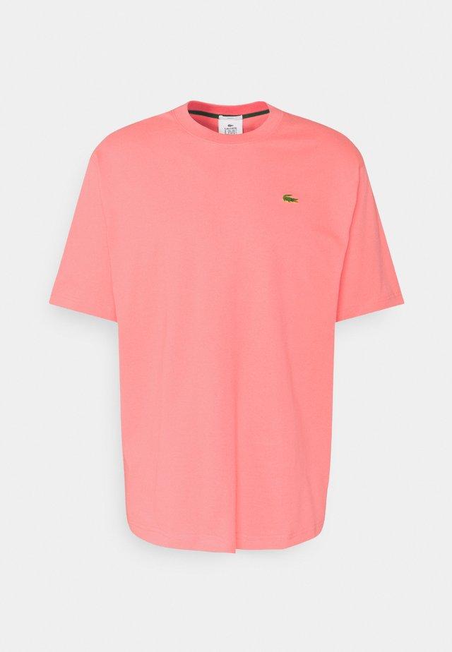 UNISEX - T-shirt basic - amaryllis