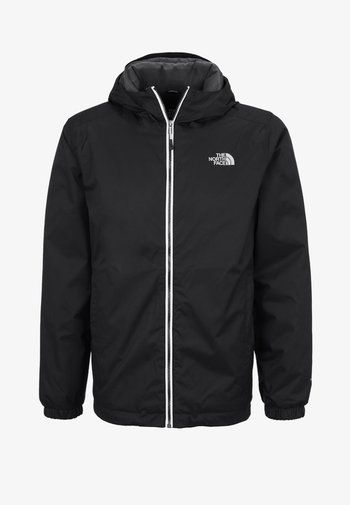 QUEST INSULATED JACKET - Winter jacket - black