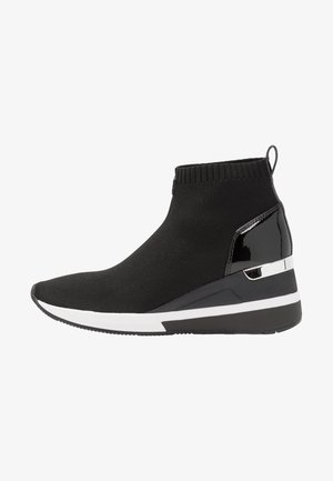 SKYLER - High-top trainers - black