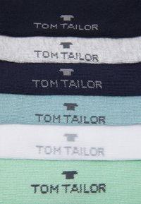 TOM TAILOR - SNEAKER UNI BASIC  12 PACK - Socks - dark blue - 1