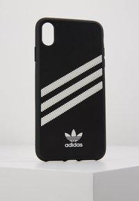 adidas Originals - ADIDAS OR MOULDED CASE IPHONE XS MAX - Étui à portable - black / white - 0