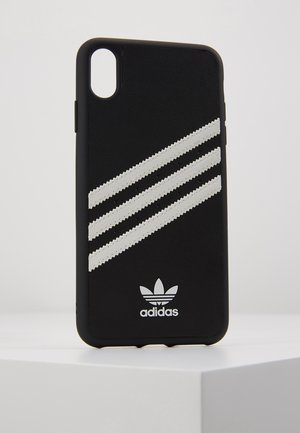 ADIDAS OR MOULDED CASE IPHONE XS MAX - Phone case - black / white