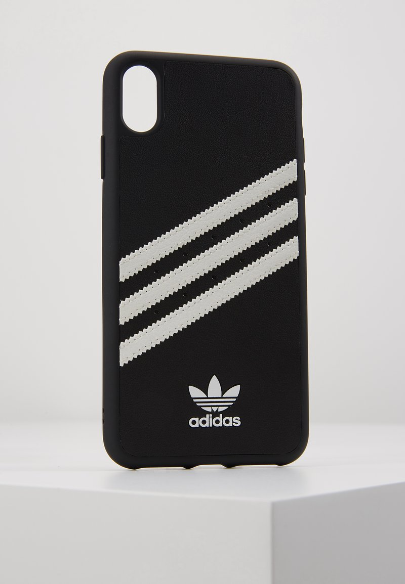 adidas Originals - ADIDAS OR MOULDED CASE IPHONE XS MAX - Étui à portable - black / white