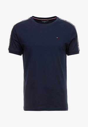 TEE - Nattøj trøjer - blue