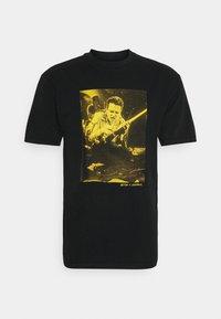 Brixton - STRUMMERSTAGE - Print T-shirt - black - 0