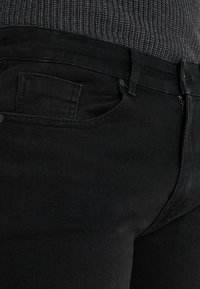 Pier One - Jeans Skinny Fit - black denim - 4