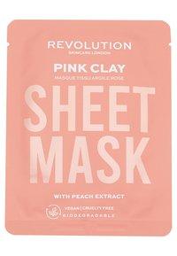 Revolution Skincare - BIODEGRADABLE OILY SKIN SHEET MASK - Zestaw do pielęgnacji - - - 3