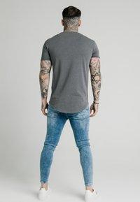 SIKSILK - NEPS TEE - T-shirt basic - grey - 2