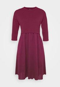 WEEKEND MaxMara - KUENS - Jumper dress - plum - 3