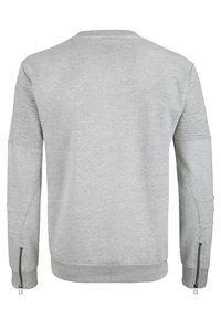SOULSTAR - Sweatshirt - mottled grey - 1