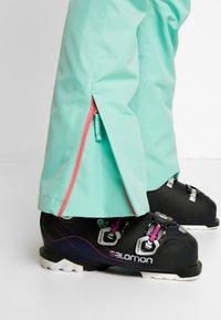 OOSC - WOMENS PANT - Snow pants - mint - 7