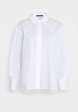 ZOPLINA - Button-down blouse - white