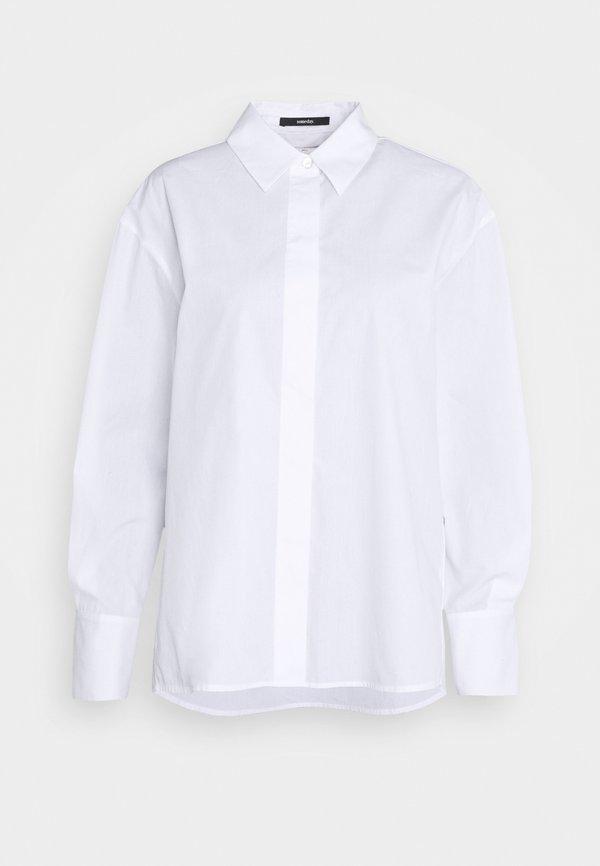 someday. ZOPLINA - Koszula - white/biały RFEH