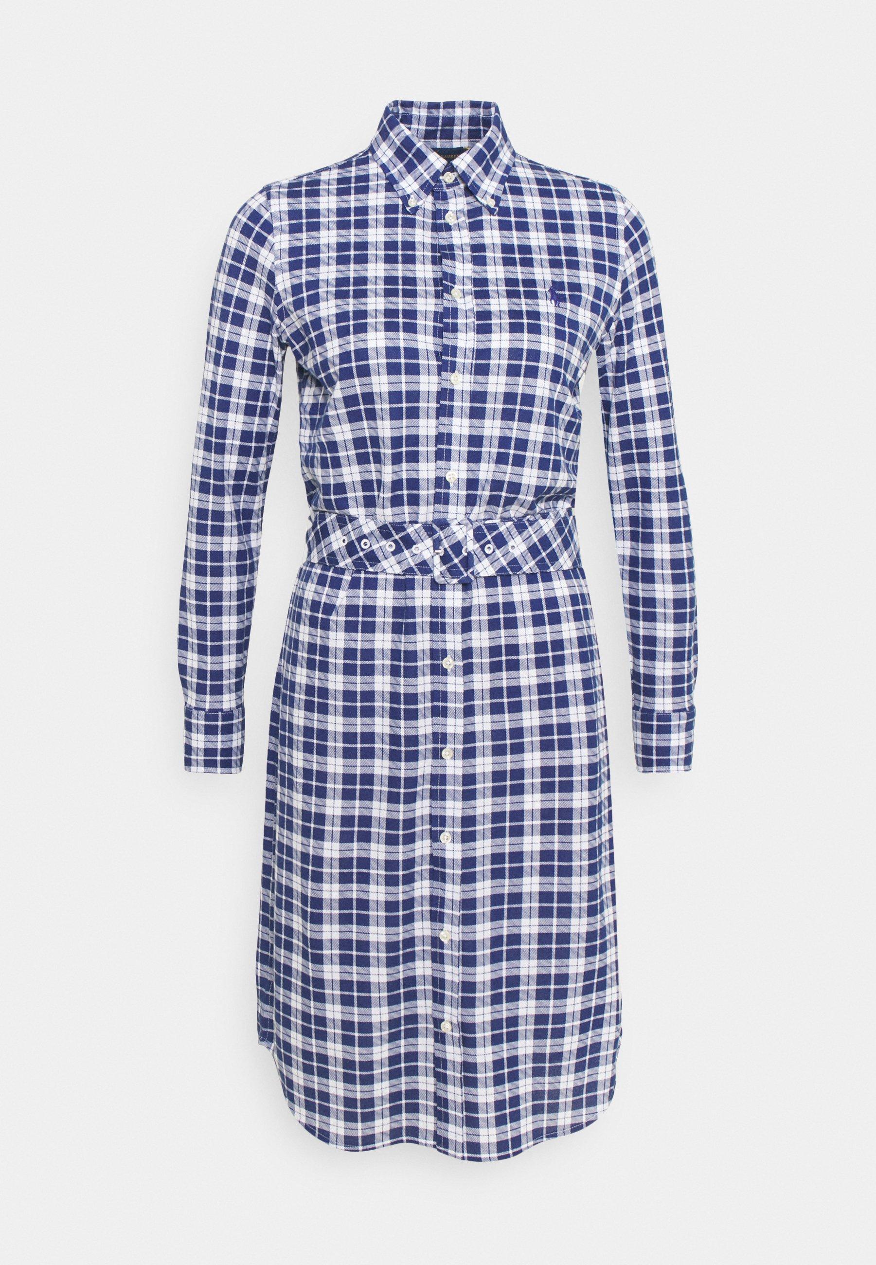 Mujer HEIDI LONG SLEEVE DAY DRESS - Vestido camisero