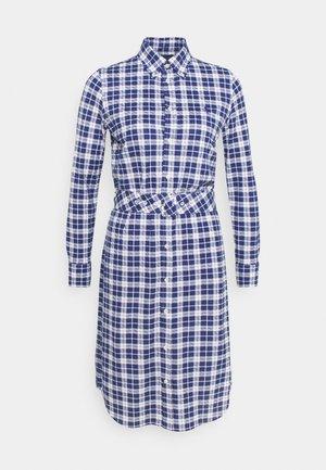HEIDI LONG SLEEVE DAY DRESS - Shirt dress - new blue