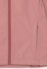 Color Kids - SOLID COL UNISEX - Softshellová bunda - ash rose - 2