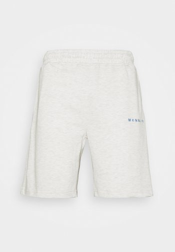 ESSENTIAL REGULAR UNISEX - Shorts - light grey