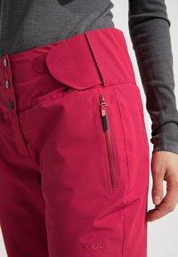 PYUA - Trousers - jalapeno red - 3