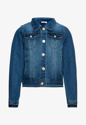 NITSTAR RIKA - Kurtka jeansowa - medium blue denim