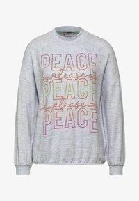 Street One - Sweatshirt - grau - 0