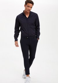 DeFacto - Shirt - navy - 1