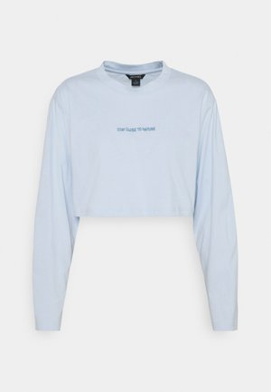 FEMI - Long sleeved top - blue light