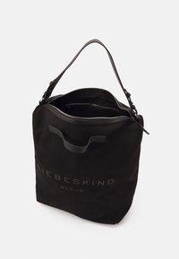 Liebeskind Berlin - HOBO LARGE - Handbag - black - 2