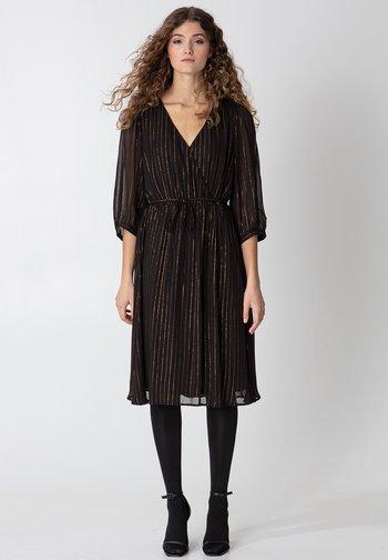 LISA - Day dress - black