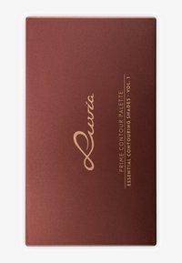 Luvia Cosmetics - PRIME CONTOUR PALETTE-ESSENTIAL CONTOURING SHADES VOL.1 - Face palette - - - 1