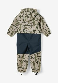 Name it - ALFA KROKODILPRINT - Jumpsuit - silver mink - 3