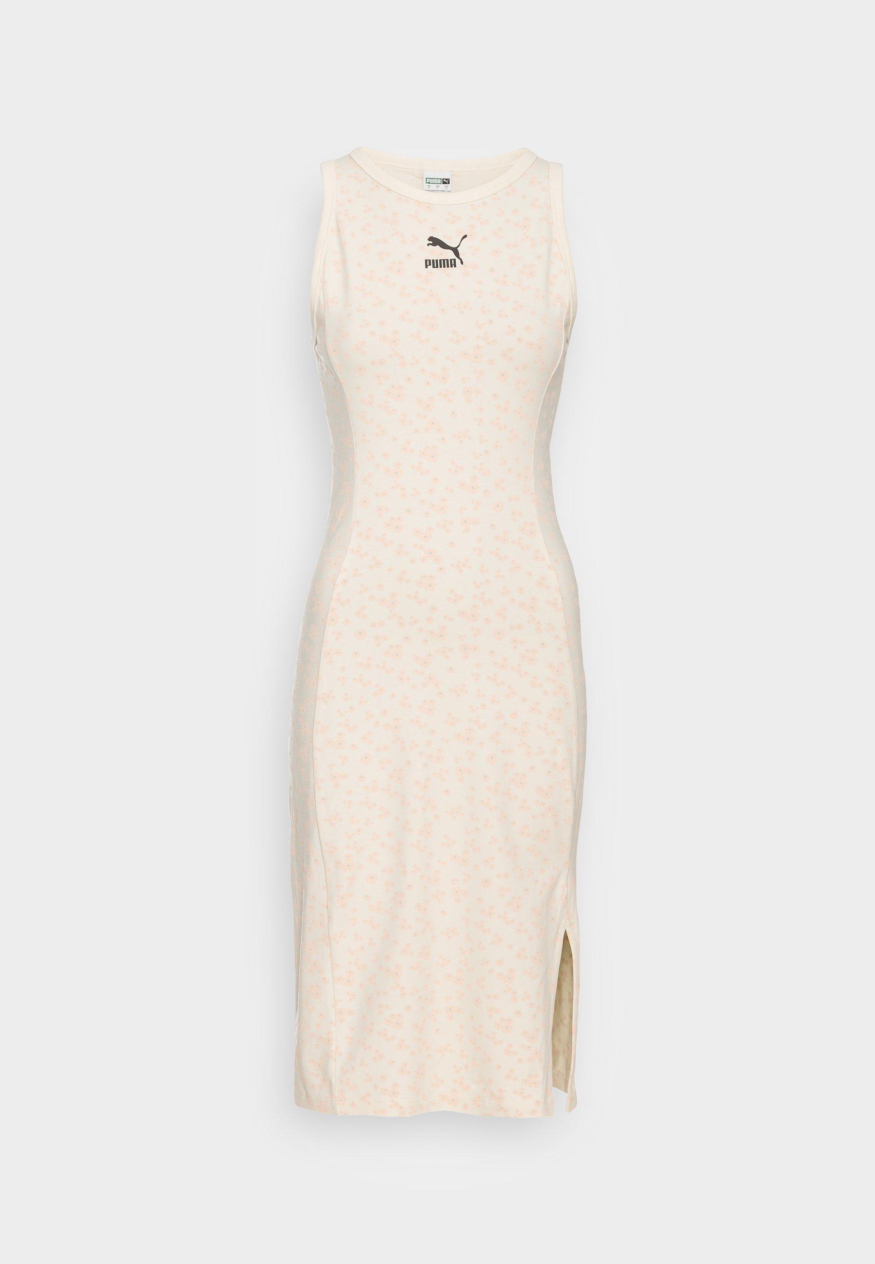 Damen FLORAL DRESS - Jerseykleid