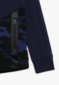 Retour Jeans - EDO - Chaqueta de punto - dark indigo blue - 2