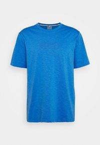 Puma - HOOPS TEE - Print T-shirt - palace blue - 4