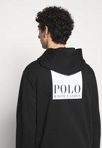 Polo Ralph Lauren - TECH - veste en sweat zippée - black - 5