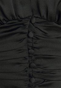 Gina Tricot - VICTORIA BLOUSE - Blouse - black - 2