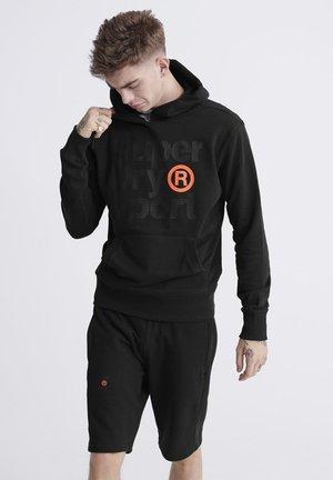 CORE SPORT  - Bluza z kapturem - black