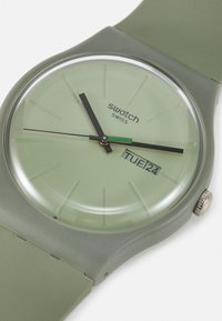 Swatch - WE IN THE NOW UNISEX - Watch - khaki - 3