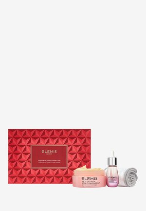 ENGLISH ROSE-INFUSED RADIANCE DUO - Bath and body set - -