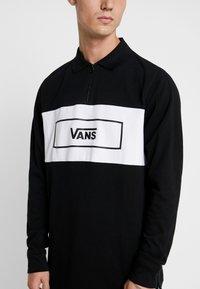 Vans - HEWITT - Pikeepaita - black - 4