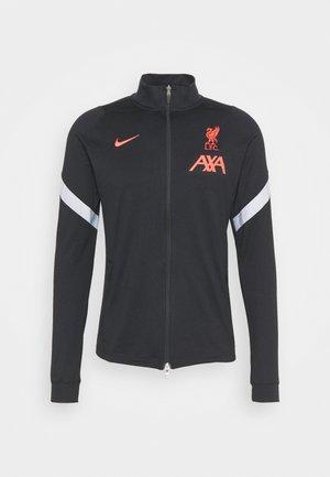 LIVERPOOL FC DRY - Club wear - black/wolf grey/laser crimson