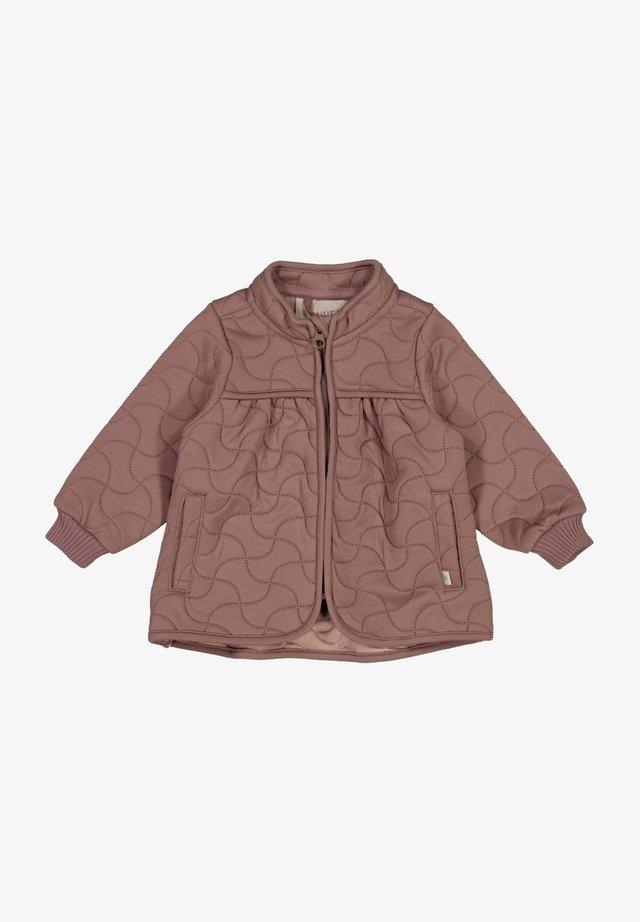 THILDE - Winter jacket - dusty lilac