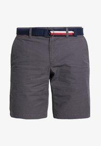 Tommy Hilfiger - BROOKLYN LIGHT BELT - Shorts - grey - 3