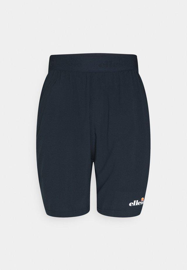 VIVALDI SHORT - Short de sport - navy