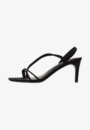 MALACHI - Sandals - black