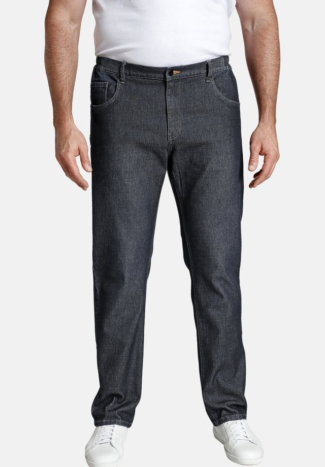 BARON  - Straight leg jeans - dunkelblau