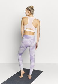 Hey Honey - LEGGINGS TIE DYE - Legging - purple - 2