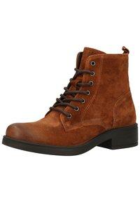 IGI&CO - Platform ankle boots - cognac - 2