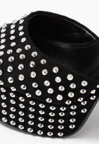 Steve Madden - MASHA - Sandaler med høye hæler - black - 2