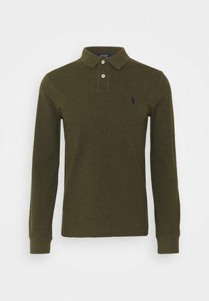 BASIC - Polo shirt - company olive